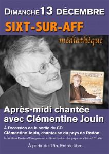 Affiche C Jouin-Sixt